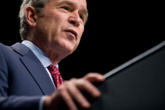 Bush anunta un ajutor de 13,4 miliarde de dolari pentru industria auto