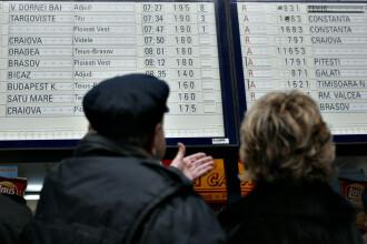 Guvernul concediaza peste 10.300 angajati din sectorul feroviar!