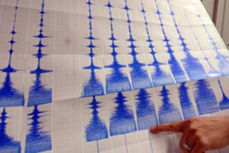 Cutremure in Marea Neara, luni dimineata! Unul s-a resimit in Dobrogea!