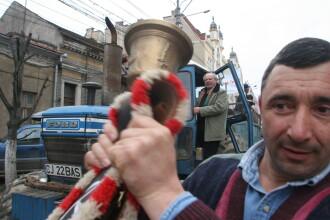 Fermierii isi continua protestele in vamile Nadlac si Bors!
