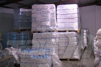 Patru camioane de zahar pentru piata neagra din Romania, oprite in vama Varsand