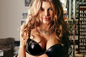 Fergie nu mai vrea scandal, droguri si femei!
