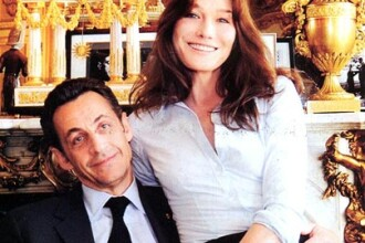 Nicolas Sarkozy, in spital! I-a venit rau cand facea sport!