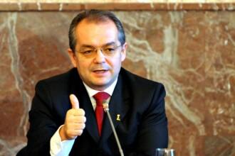 Emil Boc: Miercuri facem publice conditiile acordului cu FMI