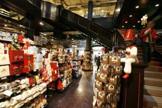 Criza economica in capitala cumparaturilor, Viena