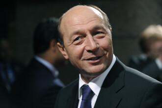 Traian Basescu: Inca nu m-am hotarat daca voi candida la Presedintie