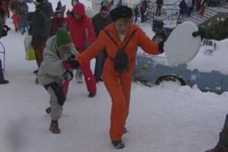 Se face schimb de tura la munte: vin turistii de Revelion!