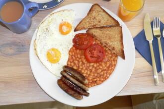 Jumatate dintre romani nu respecta masa de dimineata