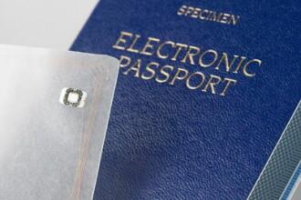 Vezi aici cum arata noul pasaport electronic!