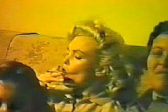 Un film mut care te lasa...mut: Marilyn Monroe se drogheaza cu marijuana!