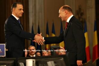 Meciul dintre Mircea Geoana si Traian Basescu, in vizorul presei straine