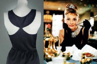 Rochiile si taioarele fermecatoarei Audrey Hepburn, scoase la licitatie
