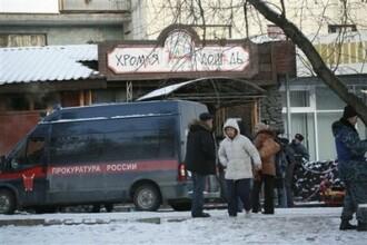 Iad intr-un club de noapte din Rusia! Un incendiu a curmat 112 vieti!
