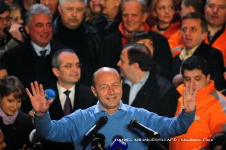 Traian Basescu: Am castigat,