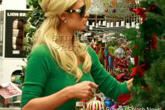 Britney, Christina, Jessica si Paris se pregatesc de Craciun!