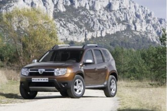 Dacia Duster: Vezi aici cat costa si primele fotografii