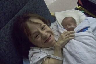 Cea mai mica mama din lume! Are 71 de centimetri si 3 copii
