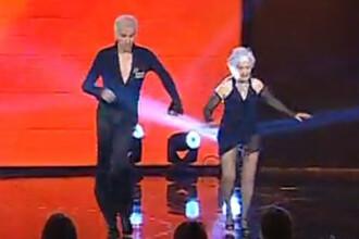 Bunicuta dansatoare: e experta in salsa acrobatica la 75 de ani!
