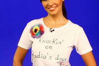 Radio InfoPro sarbatoreste 5 ani... in tricou! Castiga tricourile vedetelor
