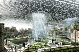 Primul oras ecologic din lume isi va primi locatarii chiar de la anul