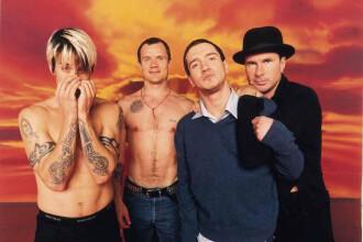 Red Hot Chili Peppers a ajuns in Romania. Care sunt cerintele rockerilor inainte de concert