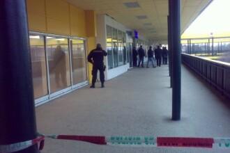 Luare de ostatici intr-o banca din Praga!!