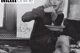Madonna, ai uitat de bunele maniere?!
