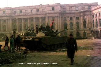 22 decembrie '89. Ingroparea regimului Ceausescu. Prima portie de libertate