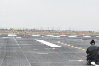 Decolare cu peripetii pe aeroportul din Timisoara din cauza a 2 scandalagii