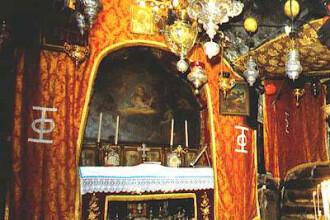 Stare de urgenţă în Palestina. A fost închisă Biserica nașterii lui Iisus din Bethleem