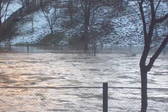 Avertizare hidrologica de Cod galben pe Dunare