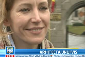 1 Decembrie: Arhitecta Silvia Demeter Lowe a dat Oxfordul pe Romania!