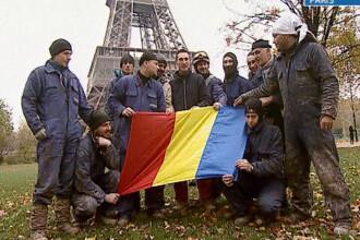 1 Decembrie: Povestea romanilor care au cucerit Turnul Eiffel