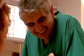 1 Decembrie: Gheorghe Burnei, medicul care face miracole pentru copii