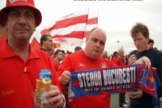 Englezii de la FC Liverpool au ajuns la Bucuresti cu 45 minute intarziere