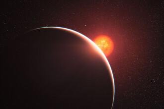 Super-Pamantul - o planeta cu 75% apa, la 40 de ani lumina distanta de noi!