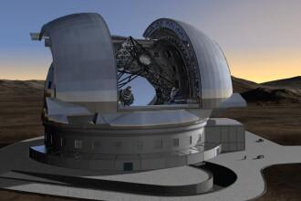 Astronomii, consternati cand au vazut ce a surprins un telescop.