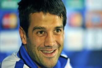 Chivu a fost desemnat fotbalistul anului la Gala Fotbalului Romanesc