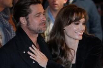 Cuplul Brad Pitt si Angelina Jolie se intoarce pe marele ecran. Cei doi actori vor juca din nou, impreuna, intr-un film