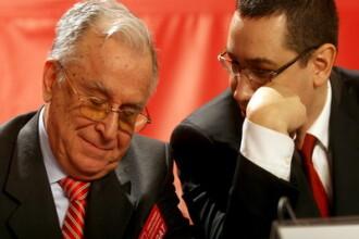 Ponta: Iliescu are dreptate, nu trebuia sa vorbesc despre un procuror; conflictul meu e cu Basescu