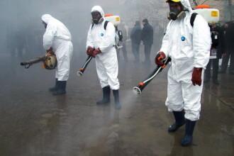 Ședinţă extraordinară despre gripa aviară a Comitetului local de combatere a bolilor, în Bistriţa-Năsăud