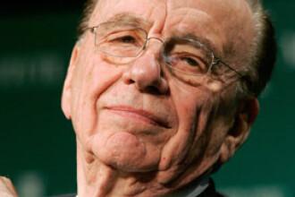 Rupert Murdoch vrea ziar online platit de cititori la fiecare accesare