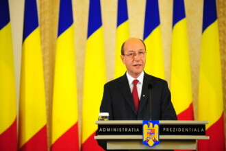 Presedintele Basescu doreste romanilor sa regaseasca sensul solidaritatii