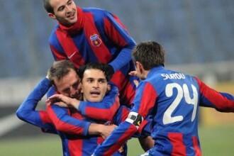 Steaua, lider in Romania... pe Facebook! TOP 5 echipe cu cei mai multi fani