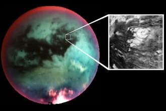 Exista viata? NASA a descoperit vulcanii de gheata de pe Titan! VIDEO