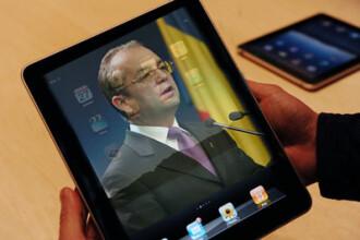 Emil Boc: Mi-am cumparat, ca orice roman, un iPad