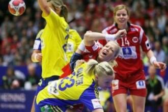 Norvegia a castigat CE de handbal feminin