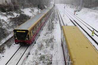 Cursele aeriene anulate afecteaza traficul feroviar in Europa