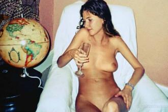 Un nou scandal cu sexy spioana Anna! Au aparut poze nud din trecutul sau