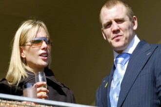Inca o logodna in familia regala a Marii Britanii: Zara Philips